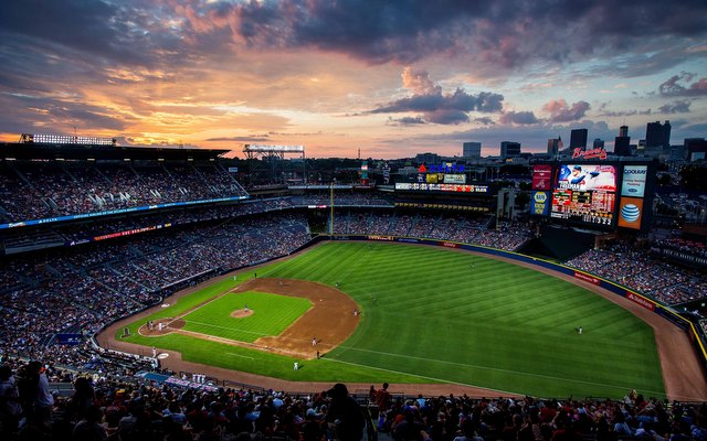 MLB: Seattle Mariners at Atlanta Braves