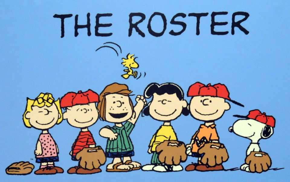 charlie-brown-the-roster